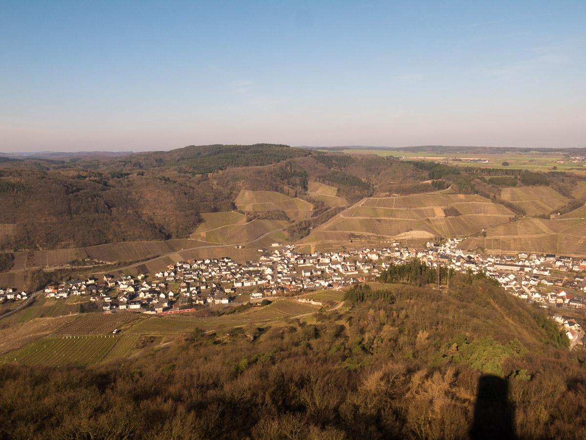 Ausblick vom Kraußbergturm