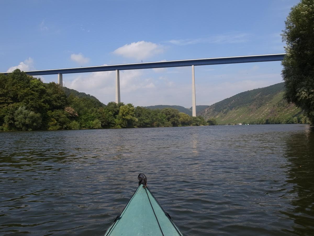 Moseltalbrücke (A61) bei Dieblich