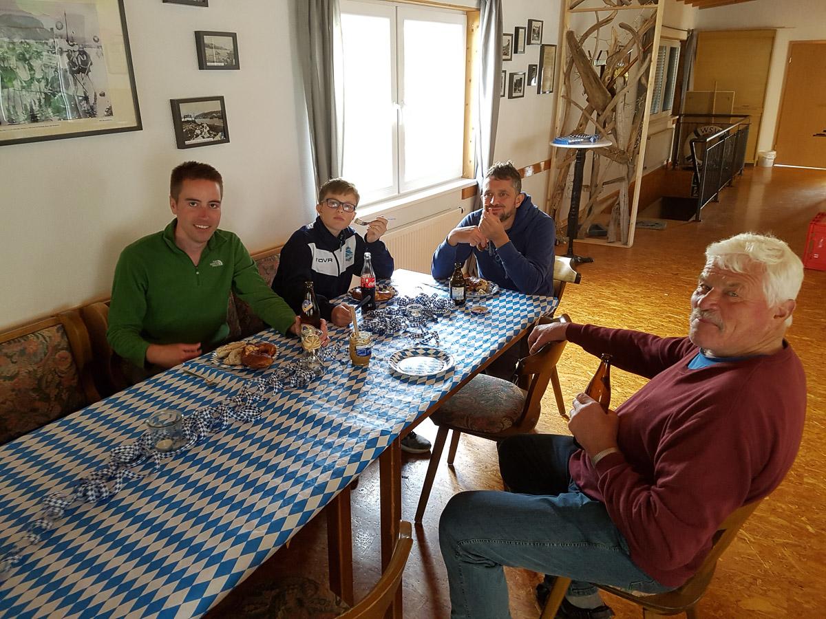 Oktoberfest am Bootshaus